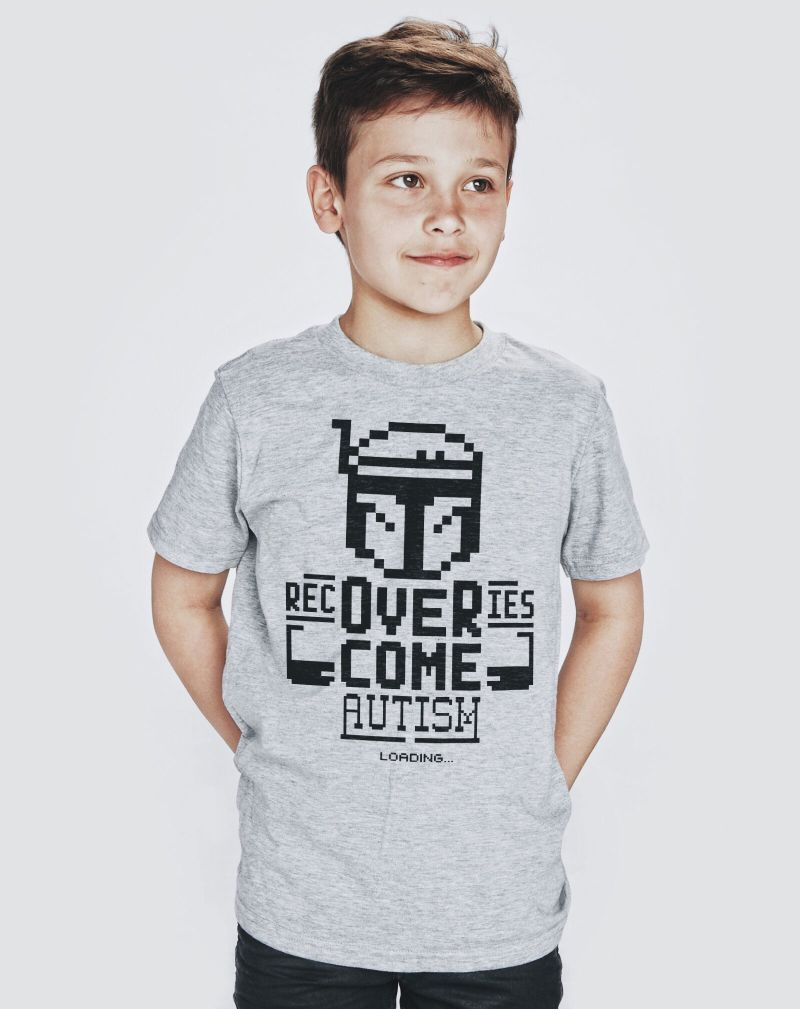 Overcome Autism<br>Youth Tee
