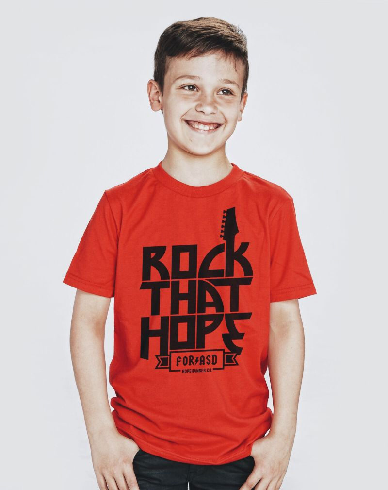 Rock That Hope Youth Tee