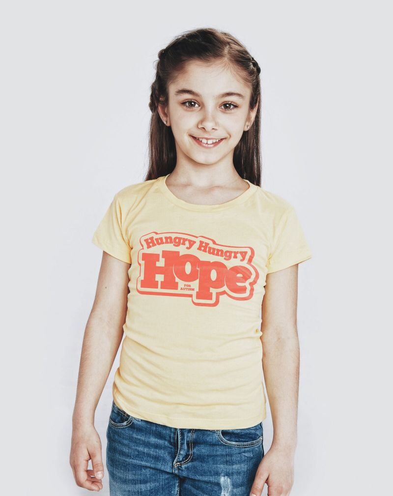 Hungry Hungry Hope<br>Girls Tee