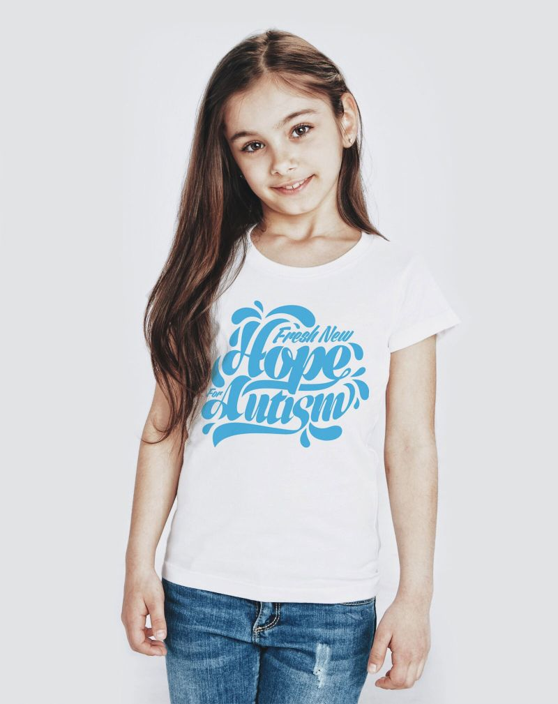 Fresh New Hope Girls Tee