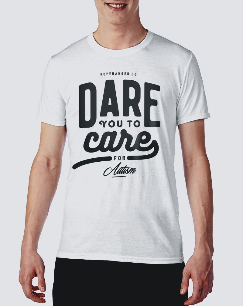 Dare You To Care<br>Men's Tri-blend Tee